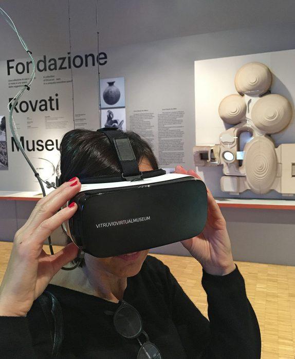 Museo Etrusco Cucinella Vitruvio Virtual Museum