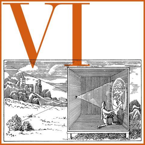 Camera obscura, Guglielmo di Saint Cloud, 1292