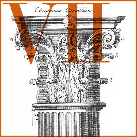 Architecture - Planche VII, Encyclopédie, ou Dictionnaire raisonné des sciences, des arts et des métiers, 1751