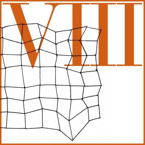 Bruno Munari, Deformazione di una struttura bidimensionale a modulo quadrato, Design e comunicazione visiva, 1968