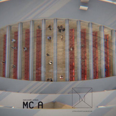 Mario Cucinella - Virtual Reality Vitruvio Virtual Museum - Triennale Milano 2016