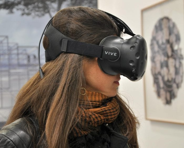 Arti Scienze Golinelli Virtual Reality