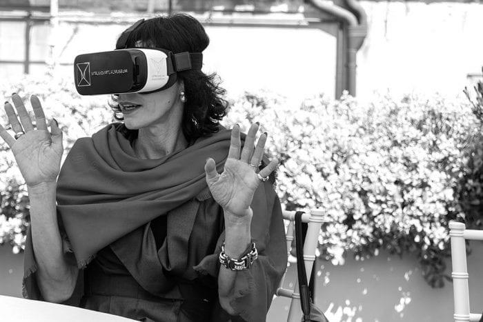 doutdo Vitruvio Virtual Museum