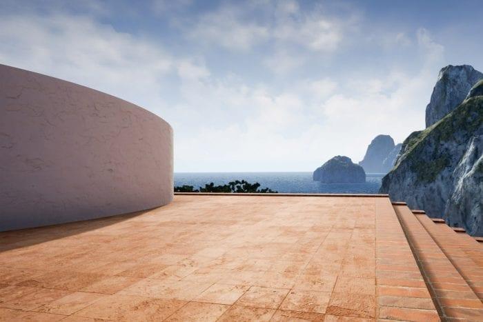 Villa Malaparte Capri