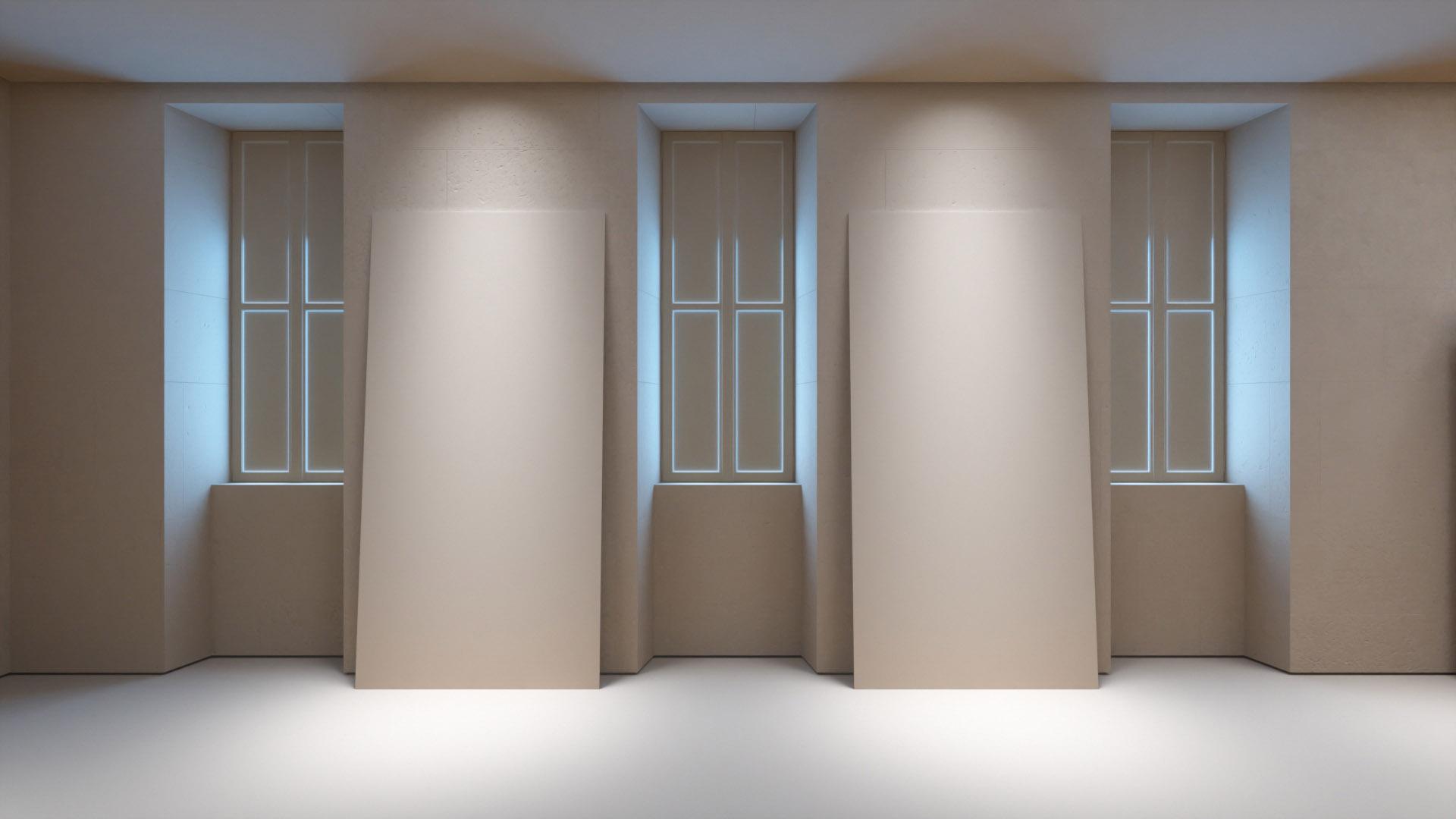 Giada SS21: Virtual Tour - Vitruvio Virtual Reality