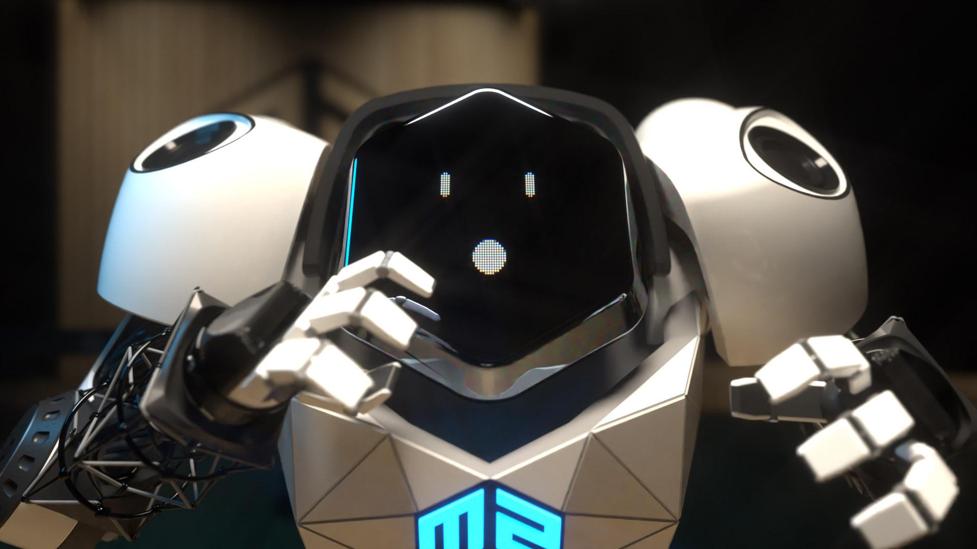 m2o: Human Logo - Vitruvio Virtual Reality