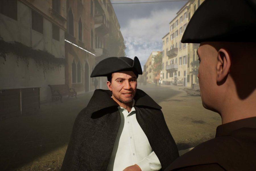Venezia 3021: Canal Grande - Vitruvio Virtual Reality